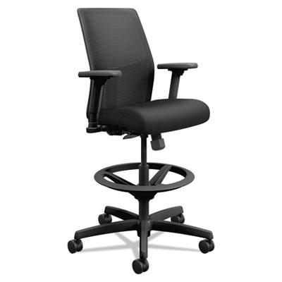Brilliant Hon Ignition 2 0 Ilira Stretch Mesh Back Task Stool 32 Theyellowbook Wood Chair Design Ideas Theyellowbookinfo