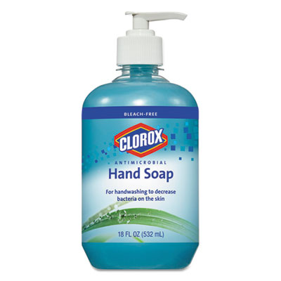 Clorox 31519CT Antimicrobial Hand Soap