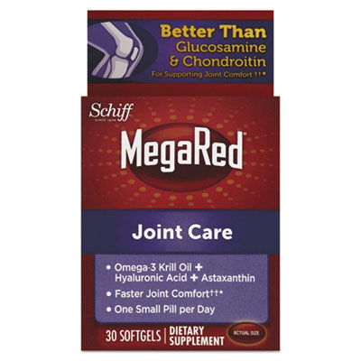 MegaRed 10480 Joint Care Softgels