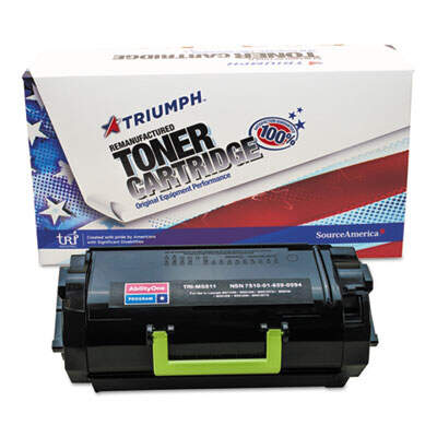 AbilityOne 6590094 Black Toner Cartridge