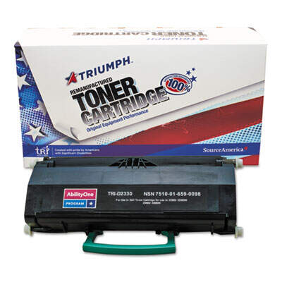 AbilityOne 6590098 Black Toner Cartridge