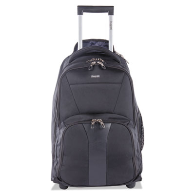 bugatti BKPW2621 Gregory RFID Business Backpack on Wheels