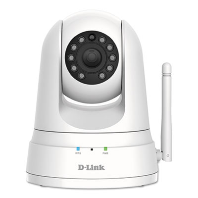 D-Link DCS5030L HD Wi-Fi Camera Night/Day Vision