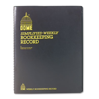 Dome 600 Bookkeeping Record