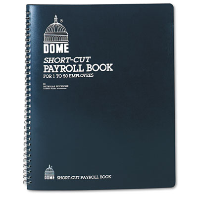 Dome 650 Payroll Record