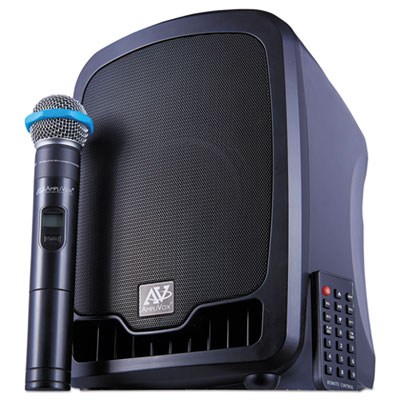 AmpliVox SW725 Bluetooth Wireless Portable Media Player PA System