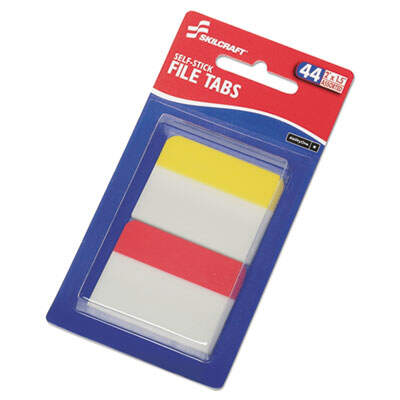AbilityOne 6614494 SKILCRAFT Self-Stick Tabs and Page Markers
