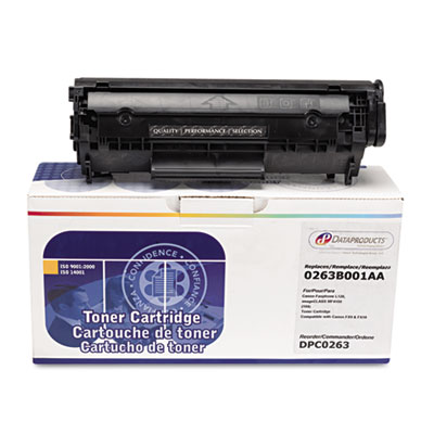 Dataproducts DPC0263 Black Toner Cartridge