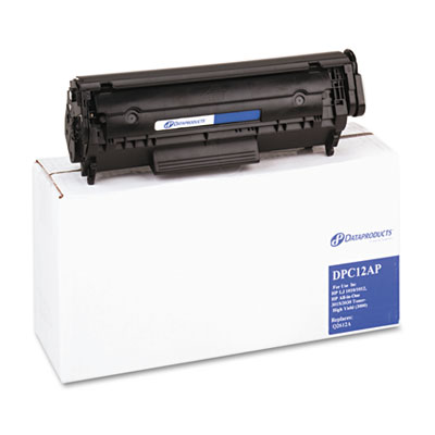 Dataproducts DPC12AP Black Toner Cartridge