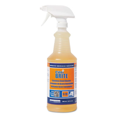 DCT 00041 Citri-Brite Stainless Steel Cleaner & Polish