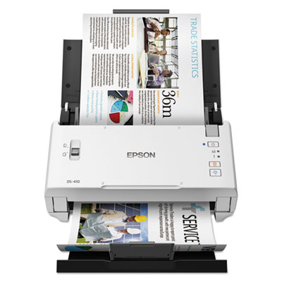 Epson B11B249201 DS-410 Document Scanner