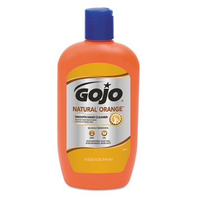 GOJO 94712 Natural Orange Smooth Hand Cleaner 0947-12