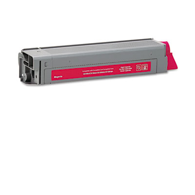 Dataproducts DPCC6100M Magenta Toner Cartridge