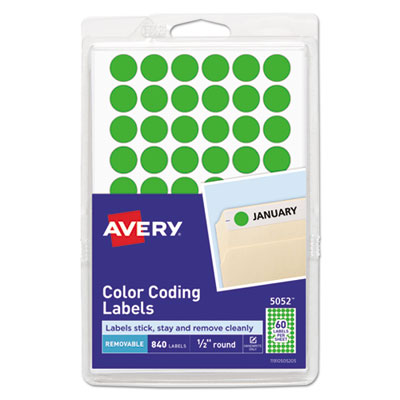 Avery 05052 Labels