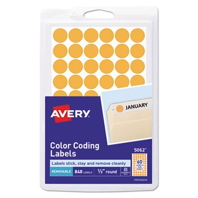 Avery 05062 Labels