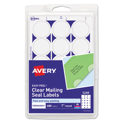 Avery 05248 Labels