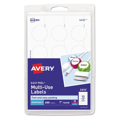 Avery 05410 Labels