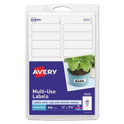 Avery 05422 Labels