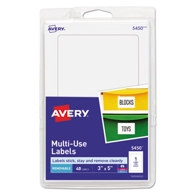 Avery 05450 Labels