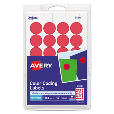 Avery 05466 Labels
