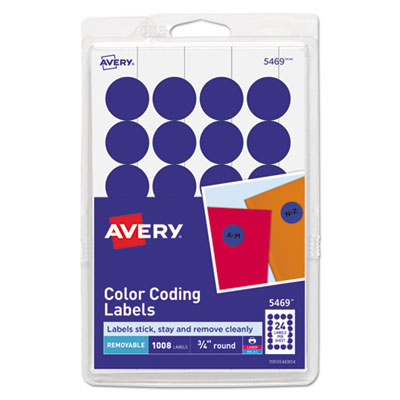 Avery 05469 Labels