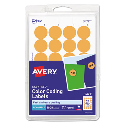 Avery 05471 Labels
