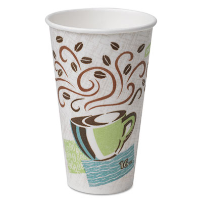 Dixie 5356CDCT PerfecTouch Paper Hot Cups