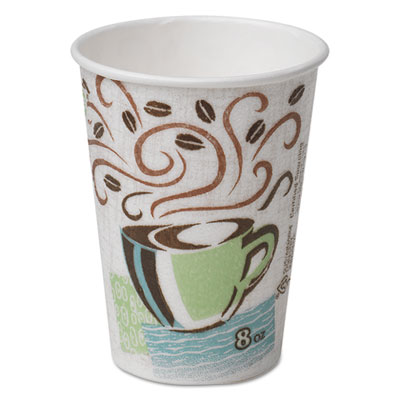 Dixie 5338CD PerfecTouch Paper Hot Cups
