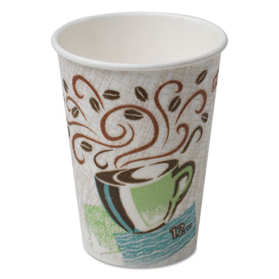 Dixie 5342CD PerfecTouch Paper Hot Cups