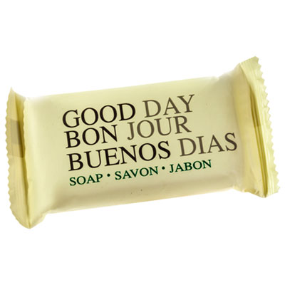 Good Day 390300 Amenity Bar Soap