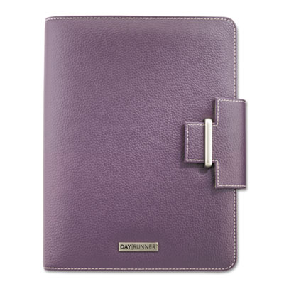 Day Runner 4010214 Terramo Slim-Profile Refillable Planner