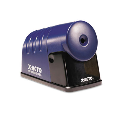 Elmers Products 1792 X-ACTO Powerhouse Office Electric Pencil Sharpener