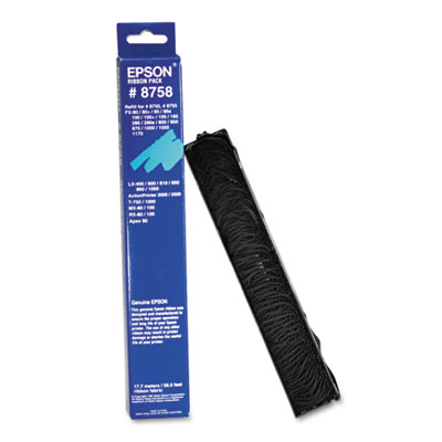 Epson 8758 Printer Ribbon