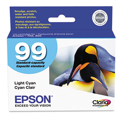 Epson T099520 Light Cyan Ink Cartridge