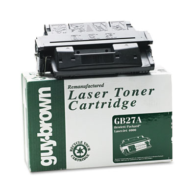 Guy Brown GB27A Black Toner Cartridge
