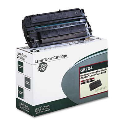 Guy Brown GBFX4 Black Toner Cartridge