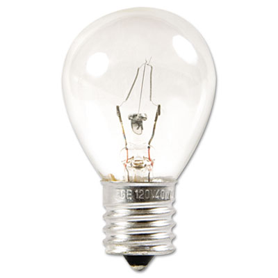 GE 35156 Incandescent Globe Light Bulb
