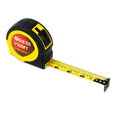 Great Neck 95005 ExtraMark Tape Measure