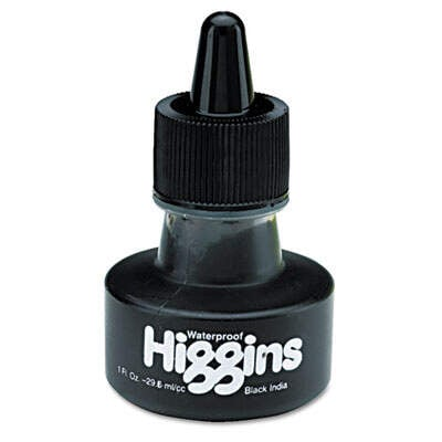 Stearns 44201 Higgins Waterproof Black India Ink