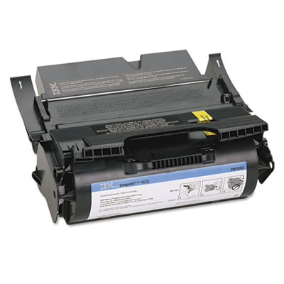 InfoPrint 39V1063 Black Toner Cartridge