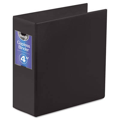 Snap-N-Store FT07094 find It Gapless Loop Ring Binder