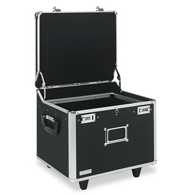 Snap-N-Store VZ01270 Vaultz Locking Mobile File Chest
