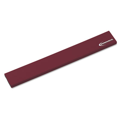 Innovera 52455 Natural Rubber Keyboard Wrist Rest