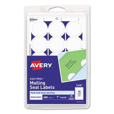 Avery 05247 Labels