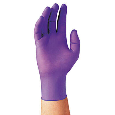 Kimberly-Clark 55083 Professional PURPLE NITRILE Exam Gloves