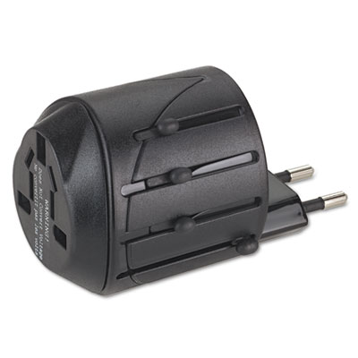 Acco Brands 33117 Kensington International Travel Plug Adapter