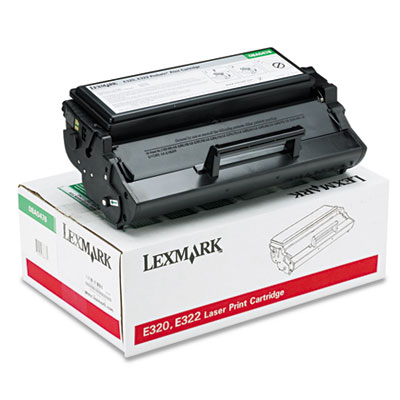 Lexmark 08A0476 Black Toner Cartridge