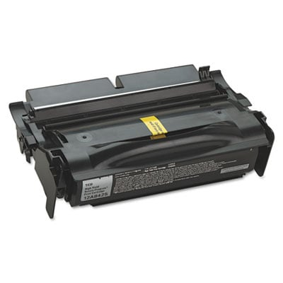 Lexmark 12A8425 Black Toner Cartridge