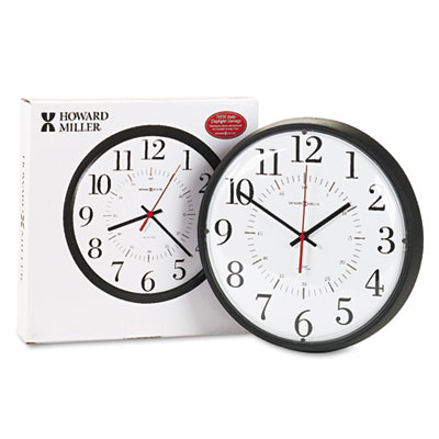 Howard Miller 625323 Alton Auto Daylight Savings Wall Clock