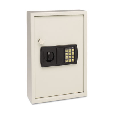Mmf 20101 SteelMaster Electronic Key Safe